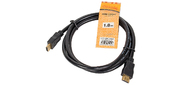 TV-COM CG150S-1.8M Кабель цифровой HDMI19M to HDMI19M,  V1.4+3D,  1.8m
