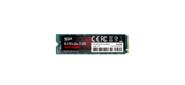 Твердотельный диск 512GB Silicon Power A80,  M.2 2280,  PCI-E 3x4,  [R / W - 3200 / 3000 MB / s]