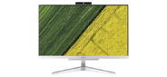 "Acer Aspire C22-865 21.5"" Full HD i3 8130U  (2.2) 4Gb 1Tb 5.4k HDG Windows 10 GbitEth WiFi BT клавиатура мышь 1920 x 1080"
