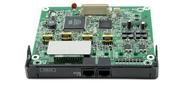 Плата расширения Panasonic KX-NS5170X 4-портовая плата цифровых гибридных внутренних линий  (DHLC4)