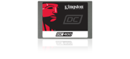"Kingston 480GB SSDNow DC400 SSD SATA 3 2.5"" Datacenter use"