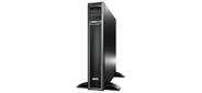 APC Smart-UPS X 750VA / 600W,  Tower / RM 2U,  Ext. Runtime,  Line-Interactive,  LCD,  Out: 220-240V 8xC13  (1-gr. switched) ,  SmartSlot,  USB,  COM,  EPO,  HS User Replaceable Bat,  Black,  3 (2) y.war.