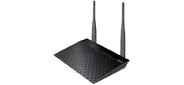ASUS RT-N12 Wi-Fi 300Мбит / сек. + маршрутизатор 4 порта LAN + 1 порт WAN 100Мбит / сек.  (ret)