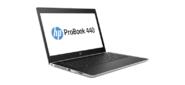 "HP ProBook 440 G5 Intel Core i3-8130U,  4GB,  128гб TLC SSD,  14.0"" FHD AG UWVA HD,  720p,  Clickpad,  Intel 8265 AC 2x2 nvP +BT 4.2,  Natural Silver,  Win10Pro64,  1yw"