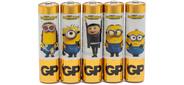 Батарея GP Alkaline Power AAA  (20шт) спайка