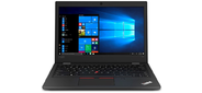 "Lenovo ThinkPad L390 Intel Core i3-8145U,  8192MB,  256гб SSD M.2,  UHD Graphics 620,  13.3"" FHD  (1920x1080) AG IPS Aluminium,  NoWWAN,  NoODD,  WiFi,  BT,  TPM,  FPR,  720P Cam,  3Cell,  Win10Pro64,  1YR Carry in,  Black,  1.46 kg"