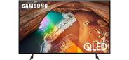 "Телевизор QLED Samsung 49"" QE49Q60RAUXRU титан Ultra HD 1000Hz DVB-T2 DVB-C DVB-S2 USB WiFi Smart TV  (RUS)"