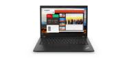 """Lenovo ThinkPad T480s Intel Core i7-8550U,  16384Mb,  512гб SSD,  Intel UHD Graphics 620,  14.0"""" WQHD  (2560x1440) IPS,  noODD,  WiFi,  BT,  4G LTE,  IR&HDCam,  3Cell,  Win10Pro64,  Black,  1.32kg,  3yw"""