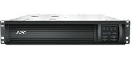 APC Smart-UPS 1000VA / 670W,  RM 2U,  Line-Interactive,  LCD,  Out: 220-240V 4xC13  (2-Switched),  SmartSlot,  USB,  COM,  HS User Replaceable Bat,  Black,  3 (2) y.war.
