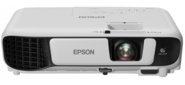 Проектор Epson EB-W42 LCD,  WXGA 1280 x 800,  3600Lm,  15000:1,  HDMI,  MHL,  USB,  WiFi,  1 x 2W speaker,  lamp 10000 hrs,  WHITE,  2.5 kg