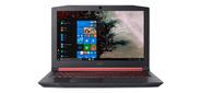 "Acer Nitro 5 AN515-52-73X4 Core i7 8750H / 8Gb / 1Tb / SSD256Gb / nVidia GeForce GTX 1050 4Gb / 15.6"" / IPS / FHD  (1920x1080) / Linux / black / WiFi / BT / Cam"