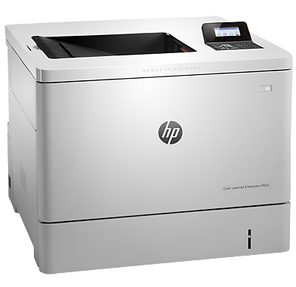 HP Laser Jet Enterprise 500 color M553n A4,  1200dpi,  ImageREt 3600,  38 (38) ppm,  1Gb,  2-trays 100+550,  USB / GigEth