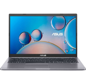 "Ноутбук ASUS VivoBook Series X515JF-BQ037 i5-1035G1 1000 МГц 15.6"" 1920x1080 8Гб DDR4 SSD 256Гб нет DVD NVIDIA GeForce MX130 2Гб ENG / RUS без ОС Серый 1.8 кг 90NB0SW1-M02150"
