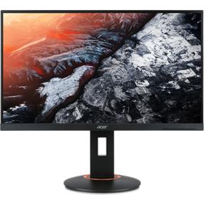 "Монитор Acer 27"" Gaming XF270HUAbmiidprzx черный IPS LED 4ms 16:9 DVI HDMI M / M матовая HAS Pivot 400cd 2560x1440 D-Sub DisplayPort FHD USB 10.6кг"