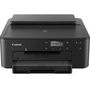 Принтер струйный Canon Pixma TS704  (3109C007) A4 Duplex WiFi USB черный
