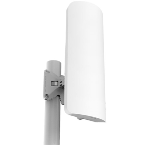 MikroTik Mant Box 2  (RB911G-2HPnD-12S) Точка доступа с секторной антенной 120градусов,  2, 4Ghz