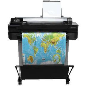 "HP Designjet T520 ePrinter  (24"", 4color, 2400x1200dpi, 1Gb,  35spp (A1 drawing mode), USB / LAN / Wi-Fi,  stand, media bin,  rollfeed,  sheetfeed,  tray 50  (A3 / A4),  autocutter, GL / 2, RTL, PCL3 GUI,  replace CH336A)"