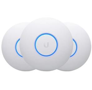 Wi-Fi точка доступа 1733MBPS 3PACK UAP-NANOHD-3 UBIQUITI