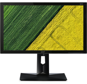 "Acer CB271HUbmidprx 27"" черный IPS LED 4ms 16:9 DVI HDMI M / M матовая HAS Pivot 350cd 178гр / 178гр 2560x1440 DisplayPort FHD 11.5 кг"