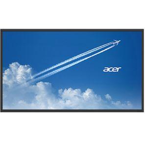 "Панель Acer 55"" DV553bmidv черный MVA LED 8ms 16:9 DVI HDMI матовая 3500:1 450cd 178гр / 178гр 1920x1080 D-Sub 24кг"