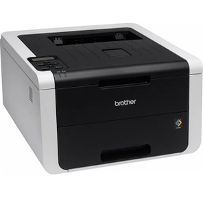 Brother HL3170CDW,  A4,  22 стр / мин,  2400 т.д.,  128 Mb,  WiFi,  Ethernet,  USB