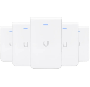Ubiquiti In-Wall 802.11AC PRO Wi-Fi Access Point 5 pack