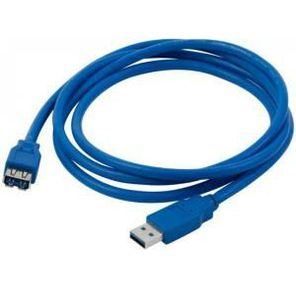Кабель Vcom USB3.0 AM / AF VUS7065-1.8M