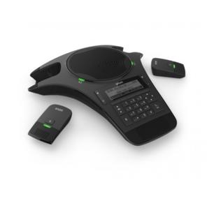 Snom C520-WiMi Conference Phone 3 идентификатора  /  аккаунта SIP