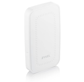 ZYXEL NebulaFlex Pro WAC500H Hybrid Access Point,  Wave 2,  802.11a  /  b  /  g  /  n  /  ac  (2.4 and 5 GHz),  MU-MIMO,  wall-mounted,  2x2 antennas,  up to 300 + 866 Mbps,  3xLAN GE  ( 1x PoE out),  3G  /  4G protection,  PoE