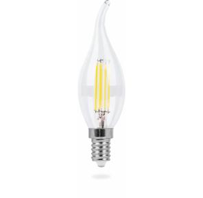 Feron LB-69 Лампа филаментная светодиодная,  5W,  230V,  E14,  2700K
