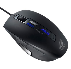 Mouse ASUS GX850 WIRED Laser USB BLACK 5 buttons  from 800 to 5000 dpi