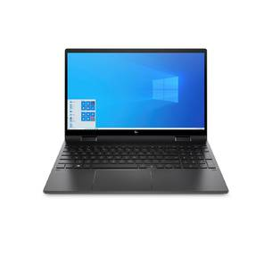 "Ноутбук HP Envy x360 15-ed1015ur Core i7 1165G7 / 16Gb / SSD512Gb / Intel Iris Xe graphics / 15.6"" / IPS / Touch / FHD  (1920x1080) / Windows 10 / black / WiFi / BT / Cam"