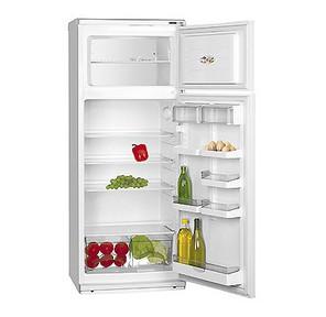 Атлант 2808-90,  двухкамерный холодильник,  верхняя морозильная камера,  154х60х63 см,  белый