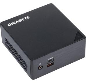 Gigabyte BRIX GB-BKi3HA-7100 Intel Core i3-7100U,  3Mb L2,  2xSO-DIMM DDR4,  Intel HD Graphics 620,  M.2 2280 PCIe  / SATA,  113x47x120mm