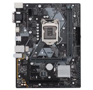 Материнская плата Asus PRIME B360M-D Soc-1151v2 Intel B360 2xDDR4 mATX AC`97 8ch (7.1) GbLAN+VGA+HDMI