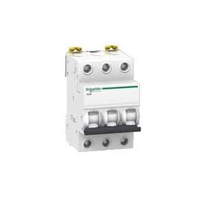 Schneider Electric A9F78310 Автоматический выключатель iC60N,  3П,  10A