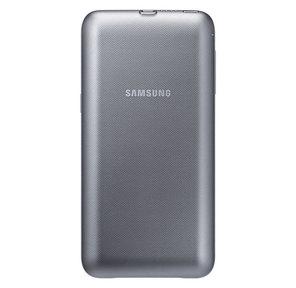 Мобильный аккумулятор Samsung S6 edge+ EP-TG928 8400mAh 2A серебристый 2xUSB