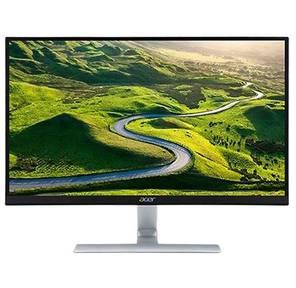 "МОНИТОР 23.8"" Acer RT240YbmidBlack  (IPS,   LED,  Wide,  1920x1080,  4ms,  178° / 178°,  250 cd / m,  100`000`000:1,  +DVI,  +HDMI,  +MM,  )"