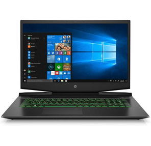 "HP Pavilion Gaming 17-cd1050ur Intel Core i5-10300H,  8192Mb,  512гб SSD,  nVidia GTX1650 4G,  17.3"" FHD  (1920x1080),  Win10Home64,  черный"