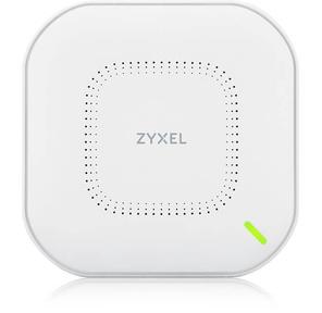 ZYXEL Hybrid access point Zyxel NebulaFlex NWA110AX,  WiFi 6,  802.11a  /  b  /  g  /  n  /  ac  /  ax  (2.4 and 5 GHz),  MU-MIMO,  internal antennas 2x2,  up to 575 + 1200 Mbps,  1xLAN GE,  PoE,  4G  /  5G protection