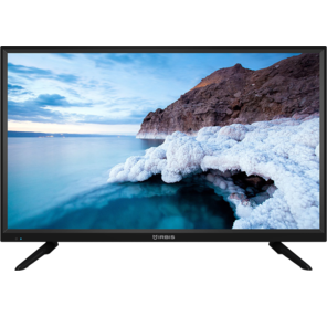 "IRBIS 32S30HD201B,  32"",  1366x768,  16:9,  Digital DVB-T2,  DVB-C,  PAL / SECAM,  Input  AV RCA,  USB,  YpBPR,  VGA,  HDMIx3,  PC audio,  CI+,  Output 3, 5 mm,  Coaxial,   Black"