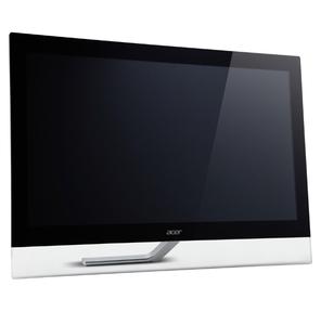 """Монитор Acer T232HLAbmjjz UM.VT2EE.A02 23"""",  1920x1080,  TFT IPS,  178° / 178°,  300 кд / м2,  5 мс,  Стереоколонки,  Вход VGA,  Вход HDMI,  Черный"""