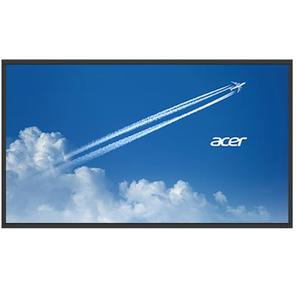 "Панель Acer 43"" DV433bmidv черный MVA LED 8ms 16:9 DVI HDMI M / M матовая Pivot 3000:1 450cd 178гр / 178гр 1920x1080 D-Sub USB 15кг"