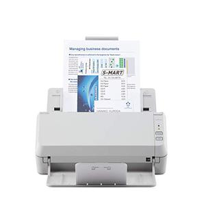 Fujitsu Document scanner SP-1130 CIS,  A4,  600 dpi,  30 ppm / 60 ipm,  ADF 50 sheets,  Duplex,  1 y warr