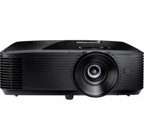 Optoma DH350 DLP,  1080p 1920x1080,  3200Lm,  22000:1,  2xHDMI,  MHL,  1x10W speaker,  3D,  lamp 12000hrs,  Black,  2.87kg