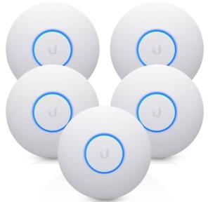 Wi-Fi точка доступа 1733MBPS 5PACK UAP-NANOHD-5 UBIQUITI