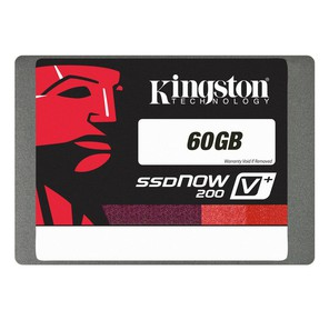 "Kingston SV300S37A / 60G,  SSDNow V300,  2.5"",  SATA III,  60гб  (7mm)"