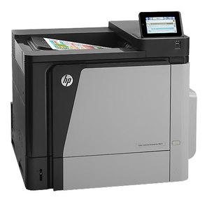 HP Color LaserJet Enterprise M651n Printer,  A4,  1200dpi,  42 (42)ppm,  512Mb,  2trays 100+500,  USB / LAN / HIP, LCD4.3i, 1y warr, repl.CC493A