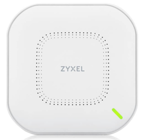 ZYXEL  (pack 3 pcs) hybrid access points Zyxel NebulaFlex NWA110AX,  WiFi 6,  802.11a  /  b  /  g  /  n  /  ac  /  ax  (2.4 and 5 GHz),  MU-MIMO,  internal antennas 2x2,  up to 575 + 1200 Mbps,  1xLAN GE,  PoE,  4G  /  5G protection
