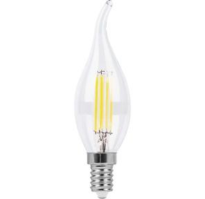 Feron LB-67 Лампа филаментная светодиодная,  7W,  230V,  E14,  2700K